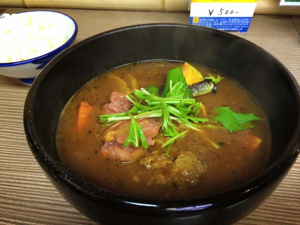 小樽梅スープカレー