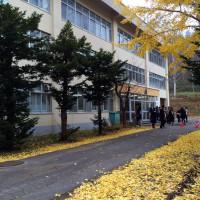 塩谷中学校